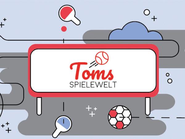 Toms Spielwelt